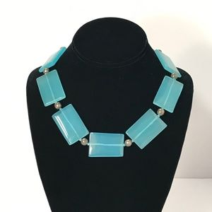 NWT Handcrafted Statement Necklace